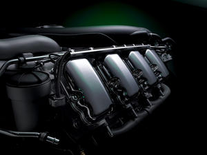 Scania 16-litre V8 Euro 5 engine