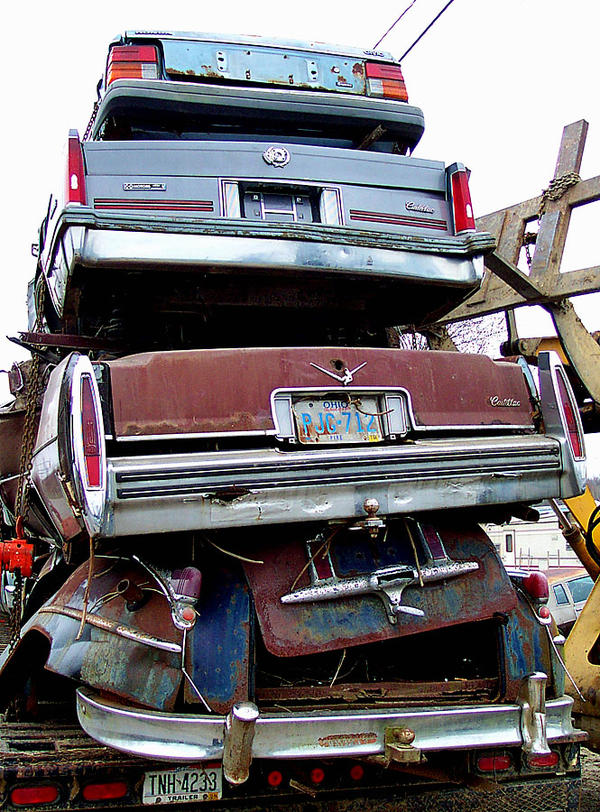 Junk Yards Salvage Yards Auto Wrecking Yards